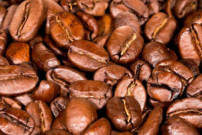 Dry Roasted Coffee Beans 2