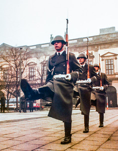East Berlin Honor Guard (Color)