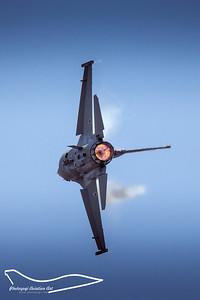 F-16 Afterburners!