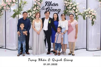 Trọng Nhân & Quỳnh Giang wedding @ Pullman Vung Tau | wedding instant print photo booth in Vung Tau | Chụp ảnh in hình lấy liền Tiệc cưới tại Vũng Tàu | Photobooth Vung Tau