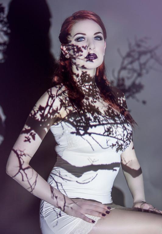 Cine Projections - Black Swan Persona