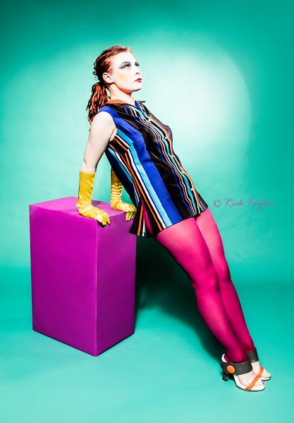 Colour Block - Hard Light Fashion