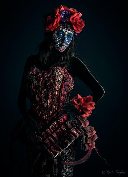 Klaudia Łopata - Black masque
