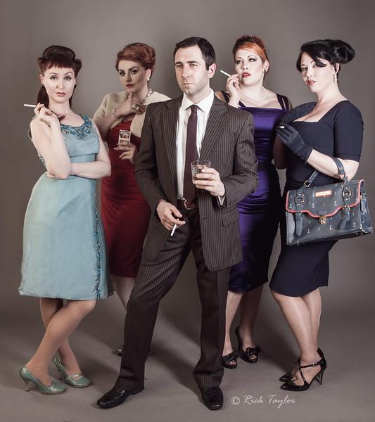 MadMen - The Ladies of Maddison Avenue