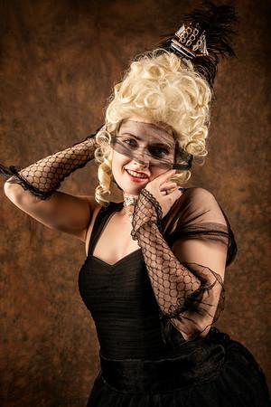 Bugsy Divine  MUA: Shell Valentine