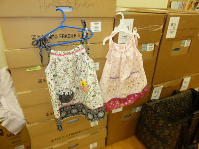 Little Dresses for USA May 2103
