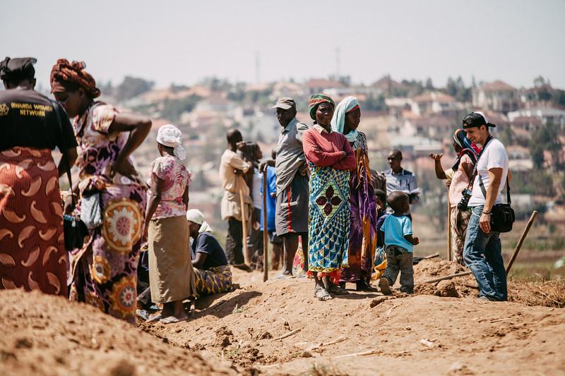 Humanity Unified International project site in Rwanda