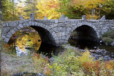 #35 Stone Bridge, Hillsboro, N.H.