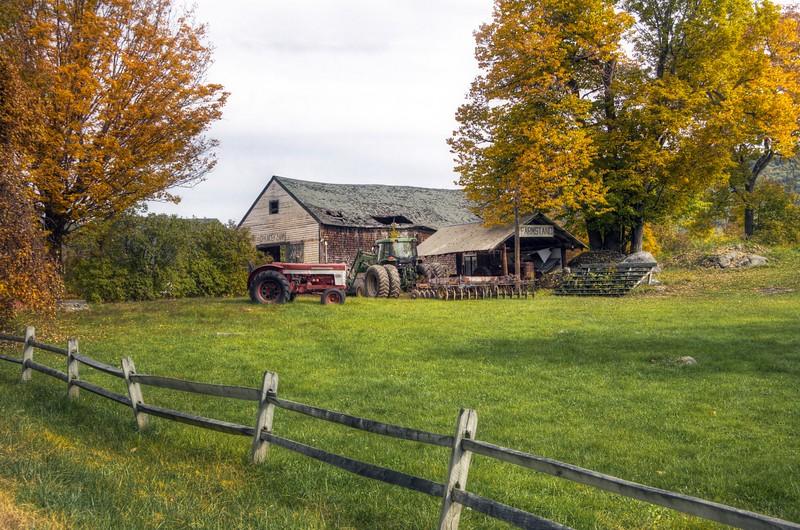 #1 Chauncy Farm, Antrim, N.H.