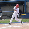 Matt Groat and the Grosse Ile Devils faced Trenton for the Division 2, District 56 championship on Saturday. The Red Devils fell by a score of 13-3 against the host Trojans. (MIPrepZone Photo Gallery by Frank Wladyslawski)