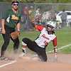 New Boston Huron defeated visiting Flat Rock 1-0 on Wednesday afternoon. The Chiefs scored in the bottom of the seventh to come away with the victory. (MIPrepZone Photo Gallery by Frank Wladyslawski)