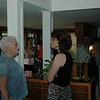 Guest Priscilla Gemmell & kitchen designer Susan Booth