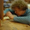 David Lamb's apprentice student
