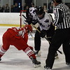 Woodhaven welcomed in Grosse Ile on Wednesday night and came away with a 4-1 victory. (MIPrepZone Photo Gallery by Frank Wladyslawski)