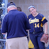 Longtime Trenton softball coach John Biedenbach earned his 1,000th career victory on April 24 in a 3-2 win for the Trojans at Southgate Anderson. (MIPrepZone File Photo)