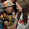 'Granny D'  (who I believe is 97 years young) with Alicia Sanders-Zakre
