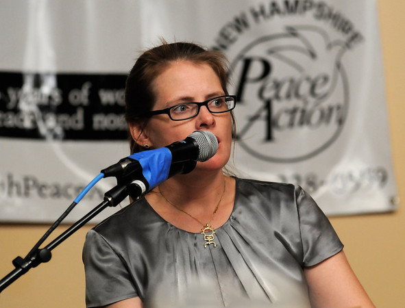 Anne Miller, NH Peace Action director