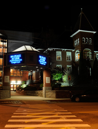 The Capitol Center for the Arts, in Concord, NH