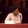 A total of nine River Rouge football players officially signed on Wednesday to continue their athletic careers in college. Rouge held a National Signing Day ceremony on Wednesday, which honored the players and gave them a chance to speak.  (MIPrepZone Photo Gallery by Frank Wladyslawski)