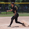 Allen Park defeated Ypsilanti Lincoln 5-1 in the Division 1, Region 4 semifinals at Dearborn Edsel Ford. In the finals, the Jaguars fell to Monroe by a score of 4-3 in 11 innings. (MIPrepZone Photo Gallery by Frank Wladyslawski)