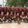 Riverview defeated Trenton 8-4 in Saturday's Division 2, District 56 semifinals and beat Grosse Ile 6-0 for the championship. (MIPrepZone Photo Gallery by Frank Wladyslawski)
