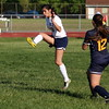 Trenton scored four goals in each half to down host Taylor Truman 8-0 in a mercy rule-shortened game on Monday. (MI Prep Zone photo gallery by RYAN DICKEY)