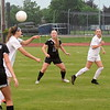 Trenton welcomed in Woodhaven for the Downriver League finale on Wednesday night. The Trojans ultimately came away with a 3-1 victory and the outright league championship. (MIPrepZone Photo Gallery by Frank Wladyslawski)