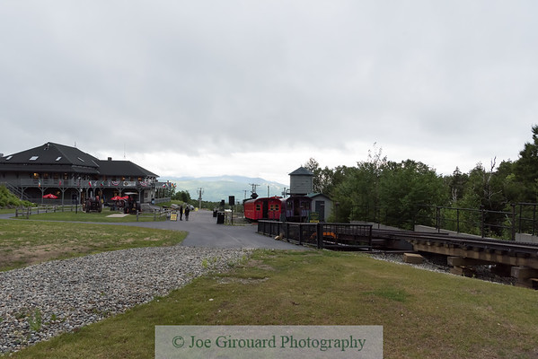 Mt. Washington COG Railway