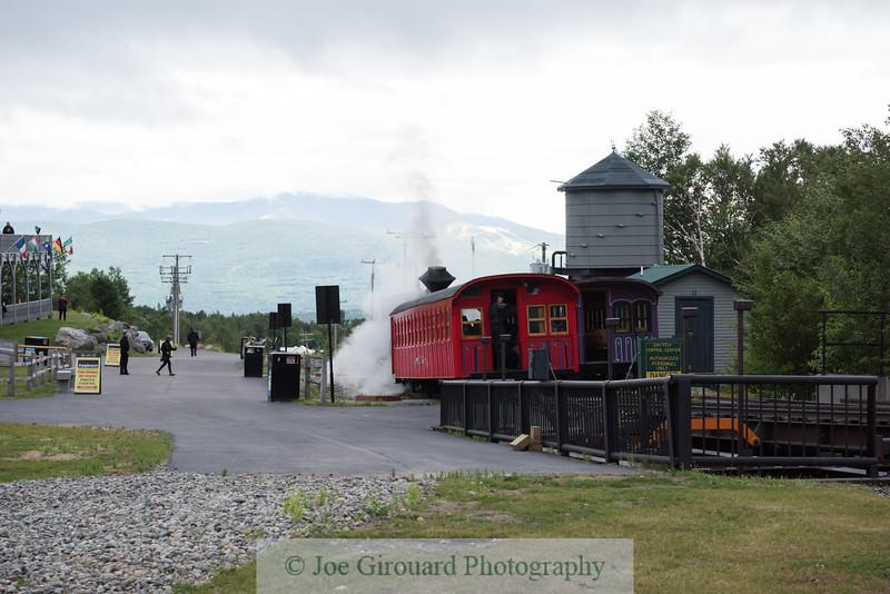 Mt. Washington COG Railway