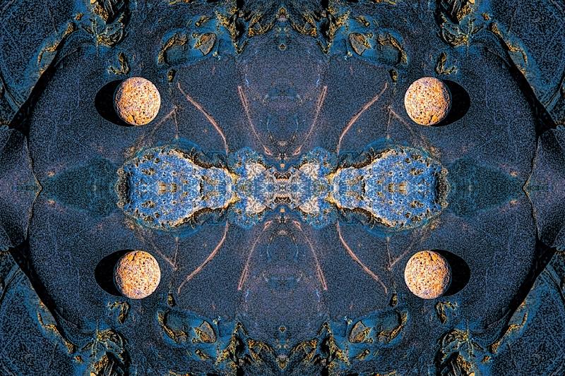 Mystic Blue Altar