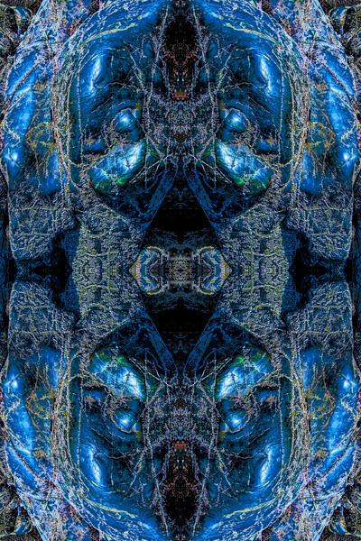 Mystic Blue Cavern