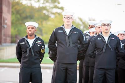 Uniform Inspection Fall 2016