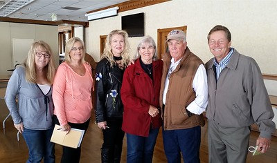 40 Year Reunion Planning Committee checks out Pavilion