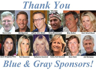 Our Blue and Gray Sponsors
