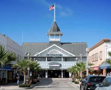 The 115-year-old Balboa Pavilion is living history!