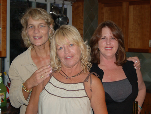 Laurie Sheflin, Jennifer Snow, and _____
