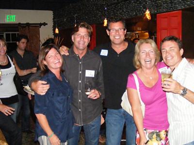 Kim Fox Sorenson, Mike Flinn, Chuck Brown, Katrin Hecht Bandhauer, Billy Dutton