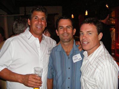 Leo Heydorff, Tim Fier, and Billy Dutton
