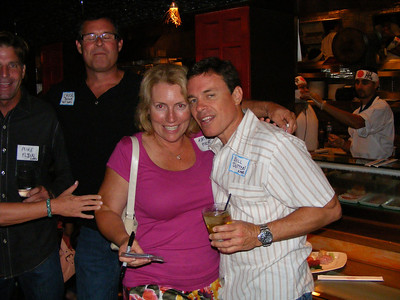 Katrin Hecht Bandhauer and Billy Dutton