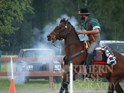 2006-07-22  Golden Days Mounted Shooting