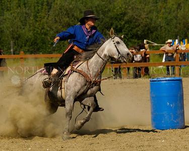 2007 - Golden Days Mounted Shoot