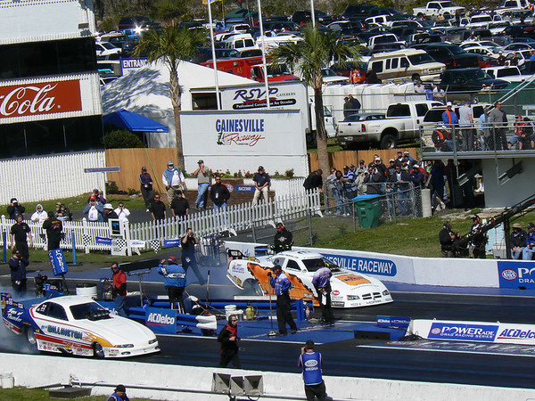 NHRA Drivers and Teams