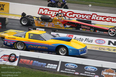 NHRA Uni-Select Nationals at Maple Grove Oct 1 2011