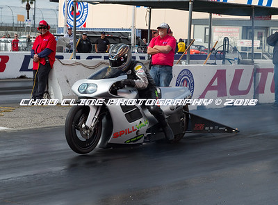 NHRA National Open Motorcycle Sat March 24th