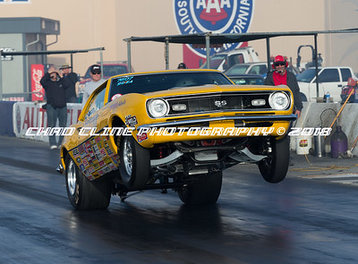 NHRA National Open Stock S/Stock Sat March 24th