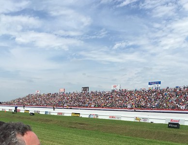 NHRA crowd in Houston 2015