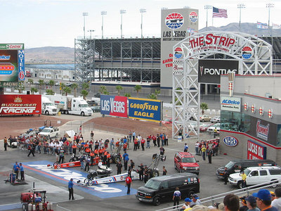 NHRA - Vegas 2 Racing Pictures