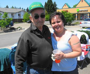 Cheer Car Wash May 2009
