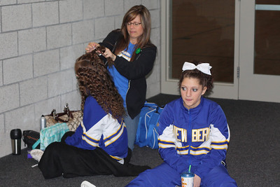 Feb 13, 2010 - Gettin ready for STATE !  LOOK I can do this with my eye's closed !