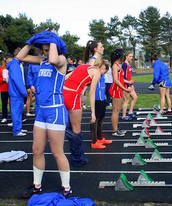 Girls Varsity 100m